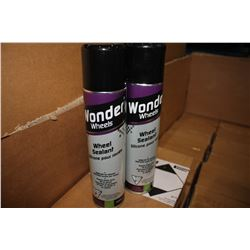 ONE CASE OF 6 WONDER WHEEL SEALANT