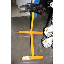ORANGE ENGINE HOIST