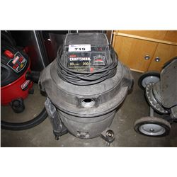 CRAFTSMAN 60L SHOP VAC