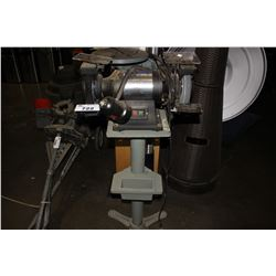 "WESTWARD 8"" BENCH GRINDER"
