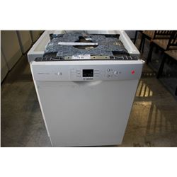 WHITE BOSCH BUILT IN DISHWASHER