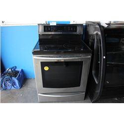 STAINLESS STEEL SAMSUNG ELECTRIC RANGE STOVE/OVEN