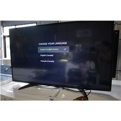 "TOSHIBA 49"" LED SMART TV MODEL#49LF421C19"