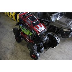 2 ROCK CLIMBER RC CARS AND ONE FOR PARTS
