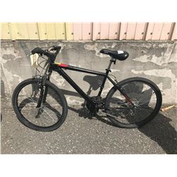 BLACK ECKO 2 MOUNTAIN BIKE