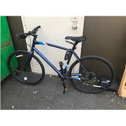 BLUE RALEIGH CADENT BIKE