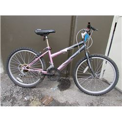 GREY/PINK SUPERCYCLE BIKE