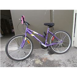 PURPLE NEXT CHALLENGER BIKE