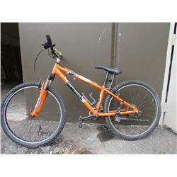 ORANGE GARY FISHER MOUNTAIN BIKE
