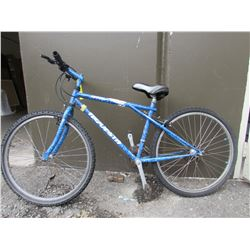 BLUE TEQUESTA ALL TERRAIN GT BIKE