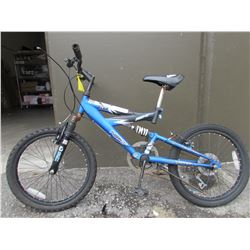 BLUE NEXT EDGE MOUNTAIN BIKE