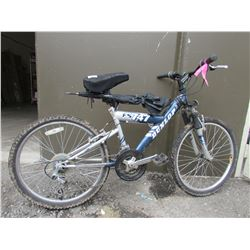 BLUE DUNLOP FS747 MOUNTAIN BIKE