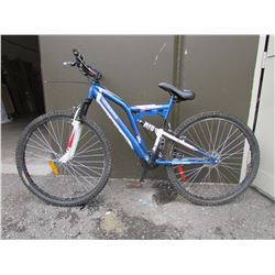 BLUE SUPERCYCLE 29 MOUNTAIN BIKE