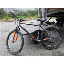 GREY/ORANGE SUPERCYCLE NITRO MOUNTAIN BIKE