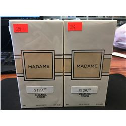 2  X 80ML MADAME PERFUME INSPIRED BY BY CHANEL COCO
