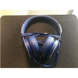 BLUE DRE BEATS HEADPHONES