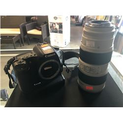 CANON CAMERA & ULTRASONIC 70-200MM LENS