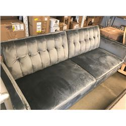 GREY CLOTH FUTON/SOFA