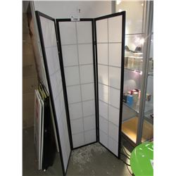 PRIVACY SCREEN ROOM DIVIDER