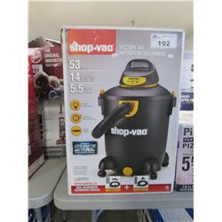 53L WET & DRY SHOP VAC