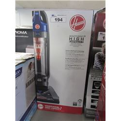 HOOVER WINDTUNNEL 2 HIGH CAPACITY BAGLESS UPRIGHT VAC