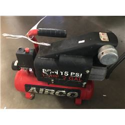 15-PSI/1.5-HP AIR COMPRESSOR (2 GALLON)