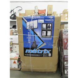 "MATRIX 54"" PORTABLE BASKETBALL SYSTEM"