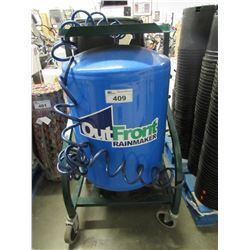 OUTFRONT RAINMAKER WATER PRESSURE TANK
