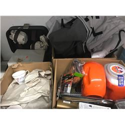 2 BOXES OF TIDE PODS, BATTERIES, FOOD SCALE, BOXERS, BENCH SWEATER, SHAMPOO, BEAUTY & HEALTH