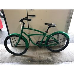 GREEN VINTAGE STYLE NORCO BICYCLE