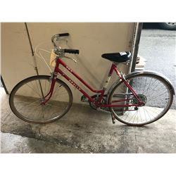 RED APOLLO BICYCLE