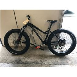 BLACK NORCO MOUNTAIN BIKE (WITH JUGGERNAUT TIRES)