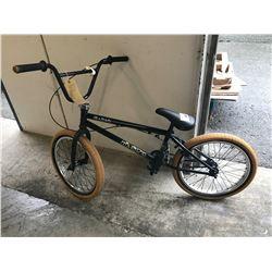 BLACK DARKO BMX BIKE