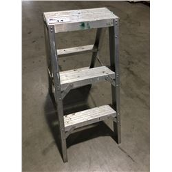 3' ALUMINUM STEP LADDER