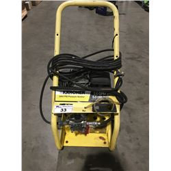 KARCHER 2400PSI GAS POWERED PRESSURE WASHER (MAY REQUIRE MINOR MECHANICAL)
