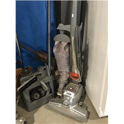 KIRBY UPRIGHT VACUUM WITH ACCESSORIES