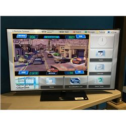 """PANASONIC 58"""" LCD SMART TV (REQUIRES REMOTE TO CONTROL FUNCTIONS)"""