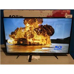 "TOSHIBA 49"" 4K ULTRA SMART TV WITH REMOTE"