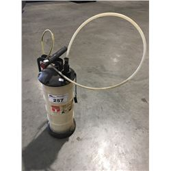 TEMPO OIL/FLUID EXTRACTOR