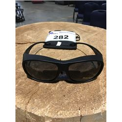 PAIR OF SOLAR SHIELD SUNGLASSES