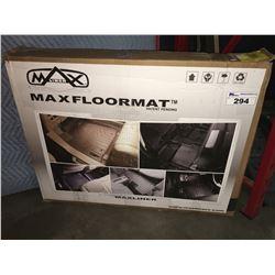 MAX LINER MAX FLOOR MAT SET