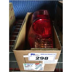 REPLACEMENT TAILLIGHT 2005-2008 TOYOTA TACOMA