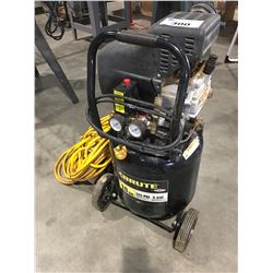 BRUTE 10 GAL/125 PSI/2.5HP  AIR COMPRESSOR WITH HOSELINE & FITTINGS