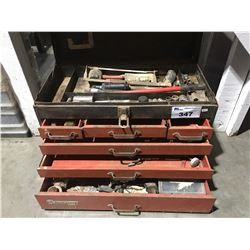 REMLINE TOOL CHEST & CONTENTS