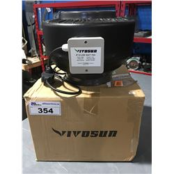 "VIVOSUN 8"" INLINE DUCT FAN"