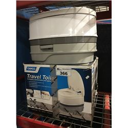 CAMCO TRAVEL TOILET
