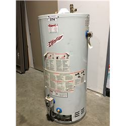 GIANT NATURAL GAS WATER HEATER