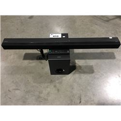 SONY 3 PCE SOUND BAR WITH SUB-WOOFER & REMOTE