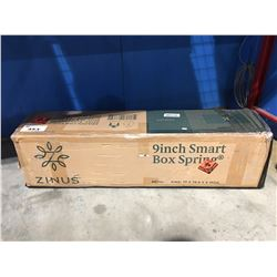 "ZINUS METAL KING SIZE 9"" SMART BOX SPRING"