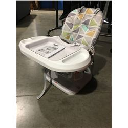 FISHER PRICE SPACE SAVER HIGH-CHAIR